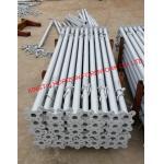 Proveedor calificado del apoyo ajustable del andamio para la construcción del encofrado de la losa