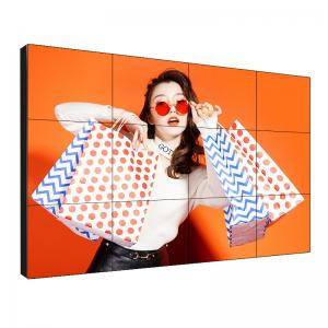 China 180 Watt Seamless LCD Video Wall 46'' 1920*1080 Resolution With FCC CE ROHS Certification on sale