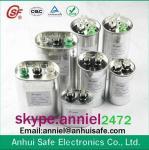 capacitor safe brand 50uf 370VAC 440VAC 450V ac capacitor CBB65