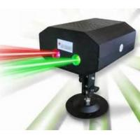 China Mini Laser light DJs, Bands mini laser stage voice control lighting 60Hz 220V on sale