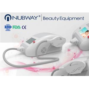China Portable 1800W Professional Beauty Equipment Multi Cooling For Hair Removal on sale