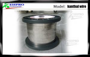 China Electrical Heating E Cig Wire A1 Kanthal Flat Ribbon  For Cigarette Making Industry on sale