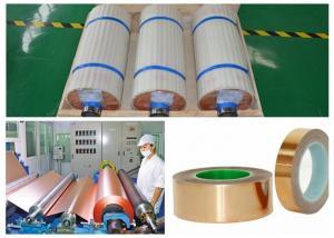 China LP Low Profile ED Copper Foil 105um For Phenolic / Epoxy Board 99.8% Purity on sale