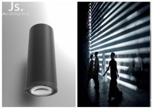 China Indoor 10w Narrow Beam Led Flood Light , Led Cylinder Light For Stage Lighting on sale