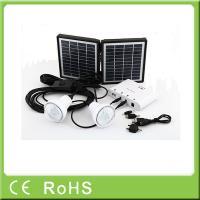 Wholesale factory cheap price Li-ion battery mini system energia solar panel kit