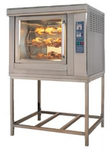 Rotary Chicken Oven Rotation Rotisseries Commercial