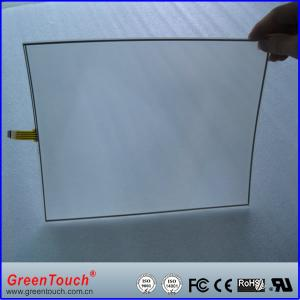 China 19 inch USB 4 wire resistive touch screen film USB interface cables on sale