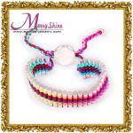 joyería de 2012 nueva de los vínculos pulseras de la amistad para las mujeres con OEM/ODM LS004 disponible