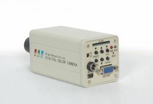 China 1.3 MP VGA output  Microscope  Camera with SD card on sale