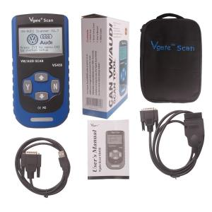 China Vgate VS450 VAG 450 Automotriz Scaner For VW Volkswagen Audi OBDII  Code Reader Diagnostic Tool PK VAS5054 ODIS UDS on sale