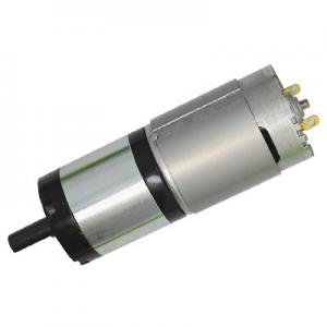 China 12V DC Planetary Gear Motor , 12V Electric Motor for Car Tail Gate on sale