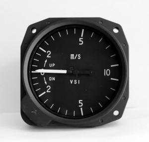 spare helicopter aircraft vertical speed indicator guage bc10 1b 1