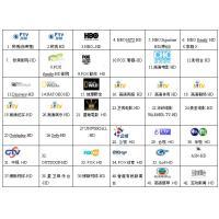 Taiwan HongKong Chinese Mainland IPTV HD Set Top Box with VOD Moives ( 200 HD Channels )