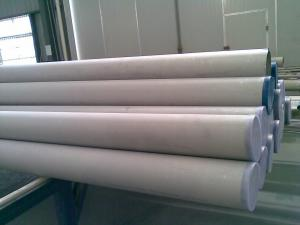 China Seamless Duplex Stainless Steel Pipe ASTM A789 , ASTM A790 TP321 / 321H on sale
