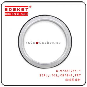 China Front Crankshaft Oil Seal Japanese Truck Parts 8-97382955-1 8973829551 For Isuzu  4HK1 XYB on sale