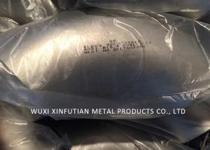 China Super Duplex Stainless Steel Pipe Fittings Pipe Elbow Shot Blasted Finish on sale