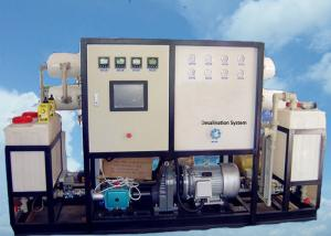 China RO Seawater Desalination RO Systems for Drinking Water On Boat on sale
