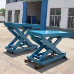 3000Kg Loading Capacity Vertical Lift Table For Industrial Workshop Warehouse