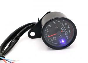 China Motorcycle Instrument Harley Davidson Digital Speedometer Aluminum Material on sale