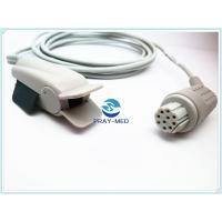 Finger Clip Datex Ohmeda Pulse Oximeter Probes, 10 Pin Spo2 Finger Probe