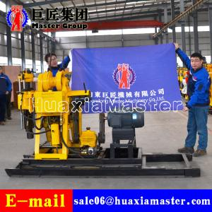 China HZ-200YY Cheap Price -Drill 200m Deep Mobile Small Hydraulic Water Well Drilling Rig For Sales on sale