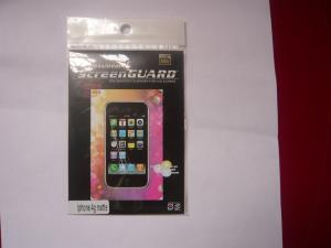 China For iPhone 4 Mirror Screen Protector / Itouch Mirror Screen Protector for iPhone4 / 4G on sale