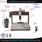 China Automated Dispensing Machine Adhesive Dispenser With Tank Easy Programming wholesale