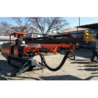 Crawler Hydraulic Rock Drilling Jumbo , Top Hammer Hydraulic Rock Drilling Jumbo