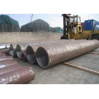 China Grade P92 P91 Hot Rolled Structural Steel Pipe / Tubing Heavy Wall Thickness on sale