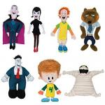 Fashion 10inch Hotel Transylvania 2 Cartoon Plush Toys For Promotion Gifts