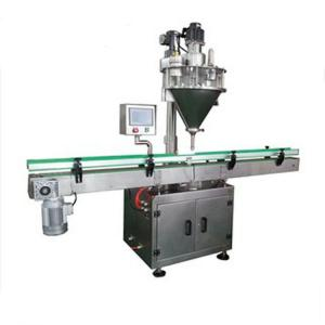 China Auger filler machine Baby powder automatic filling machine on sale