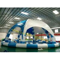 inflatable dome tent pool for sale