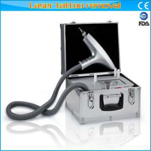 China Mini Portable Eyeline Removal Carbon Peel Treatment ND YAG Laser Machine 1Hz ~ 6Hz on sale