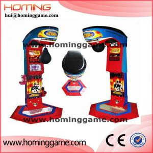China 2017 Hot Sale Dragon Boxing Big Punch Game Machine / boxing vending machine(hui@hominggame.com) on sale