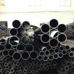 Round Oil Cylinder Seamless Cold Drawn Steel Tube With EN10305 1 standard