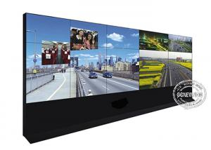 China Super wide TV Digital Signage Video Wall / DID Narrow Bezel LCD 46 Inch on sale
