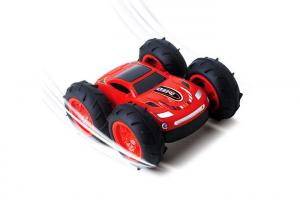 China Professional Children'S Remote Control Car / Double Sided RC Stunt Car on sale