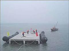 China Marine Salvage Airbag for ship salvage on sale