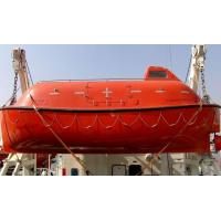 Sailing Safety Marine Life Saving Equipment Enclosed Life Boat And Rescue Boat