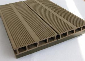 China High Standard WPC Plank Floor Wood Grain PVC Vinyl Plastic Flooring Tile Board on sale