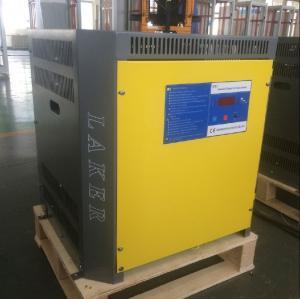 China Forklift battery charger, Intelligent charger, SCR 48V 80A 3-phase, Input-220V on sale