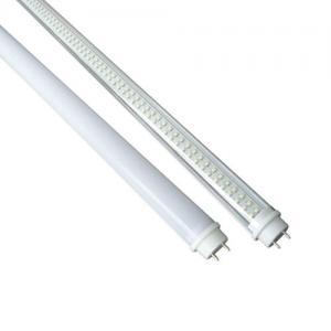 China Energy Saving 10W 5500 - 6500K IP45 SMD 144 pcs T10 Led Tube Light for Interior Design on sale