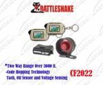 Manera vendedora caliente 2 de la electrónica de los accesorios autos que pagina la alarma para coches, tecnología de la lupulización del código