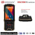 IP65 4300mAh Battery Wireless Bluetooth Barcode Scanner for Industry Use with QR Scanner