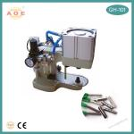Factory hot sell CE certified Semi Automatic Shoelace Metal Head Tipping Machine