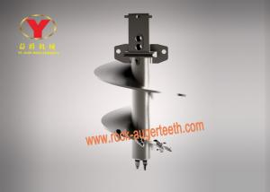 China Reliable Foundation Drilling Tools Accessories Rotary Piling Spare Parts Drilling Auger on sale
