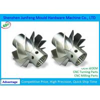Custom Aluminum Commercial Aircraft Spare Parts 5 Axis Cnc Machining