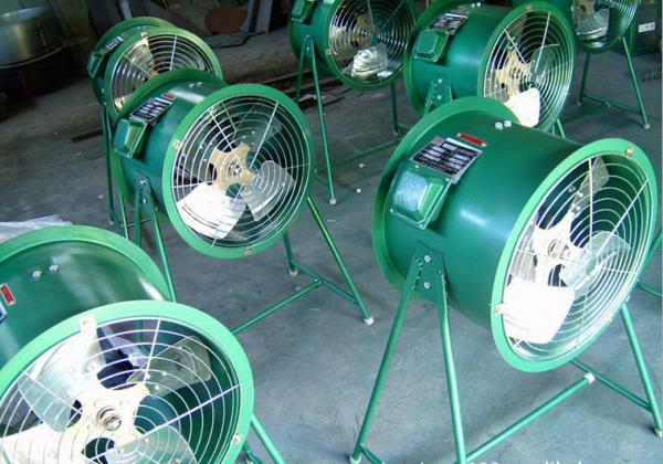 FBD Series Explosion-proof Axial Fan for Tunnel and Coal Mine for