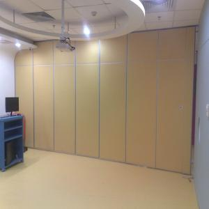 China Customized Movable Operable Walls Restaurant Partition Walls Price on sale