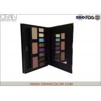 Multi functional bright eyeshadow palette disk 8 color eye shadow 3 color blush lasting